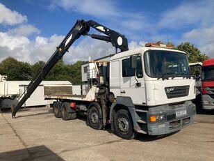 camion piattaforma ERF ECS11
