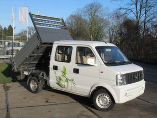 camion ribaltabile DFSK Cityhopper 3-Z. Kipper Dubbelcabine Elektrisch