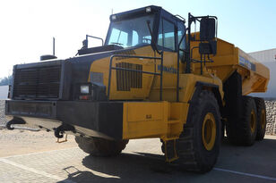 camion ribaltabile KOMATSU HM400