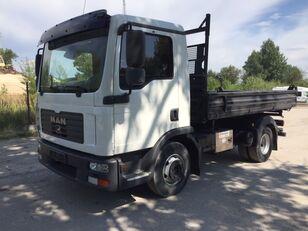camion ribaltabile MAN-VW TGL 8-213