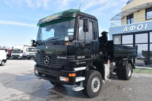 camion ribaltabile MERCEDES-BENZ 1835 AK