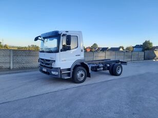 camion ribaltabile MERCEDES-BENZ Atego 1218  / przeb tylko 292000km / Euro 5 / Manual /