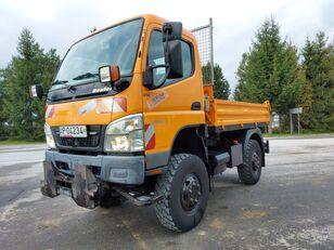 camion ribaltabile MITSUBISHI PFAU Rexter 4x4