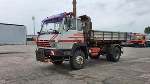 camion ribaltabile STEYR 19s32 4x4