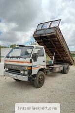 camion ribaltabile TOYOTA Dyna 300 14B 3.6 diesel left hand drive 7.5 ton