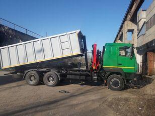 camion ribaltabile AVTR BP-10 nuovo
