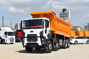 camion ribaltabile FORD Cargo 4142 XD 2018 MODEL E6 + A/C + MANUEL