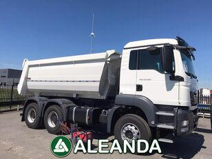 camion ribaltabile MAN TGS 33.400