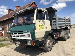 camion ribaltabile STEYR 1491 Kipper Full Stell