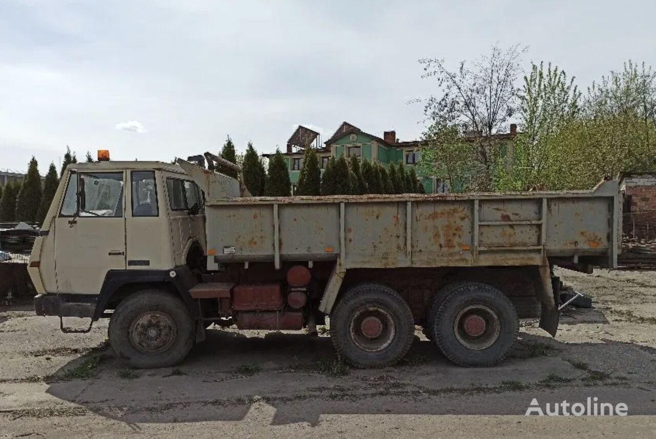 camion ribaltabile STEYR 32S28