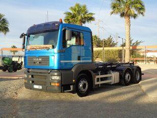 camion scarrabile MAN TGA 26.480
