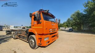 camion scarrabile MULTILIFT Камаз 658667