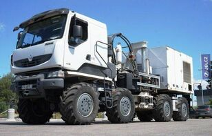 camion telaio THOMAS CONSTRUCTEURS [Other] 8x8 THOMAS Low speed truck with hydraulic drive!