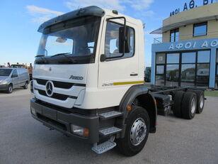 camion telaio MERCEDES-BENZ 2628 6x4 ATEGO