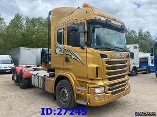camion telaio SCANIA R620 6x2 - Manual - Full steel - Euro 5