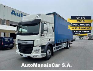 camion telonato DAF CF SSC 370 EURO6 4X2 CORTINAS