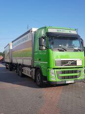 camion telonato VOLVO FH 500 + rimorchio telonato