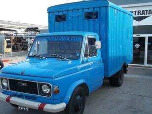 camion trasporto bestiame FIAT 616 N3/4 TRASPORTO BESTIAME ANIMALI VIVI