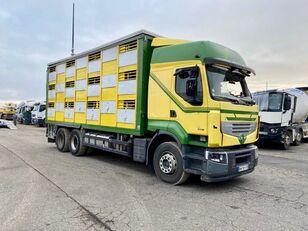 camion trasporto bestiame RENAULT PREMIUM 460 incidentati