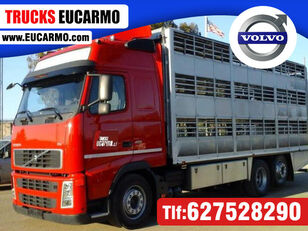 camion trasporto bestiame VOLVO FH13 400