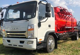 camion trasporto carburante JAC Автотопливозаправщик АТЗ-8 на шасси JAC N 120 nuovo