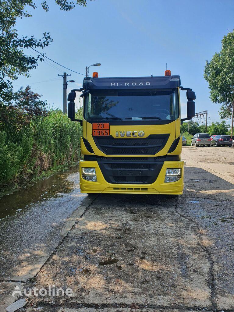 camion trasporto carburante OMSP Iveco stralis