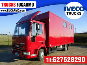 camion trasporto cavalli IVECO EUROCARGO 80 E 16