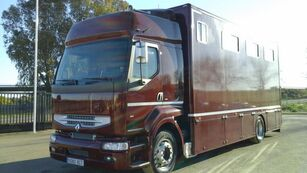 camion trasporto cavalli RENAULT PREMIUN 340