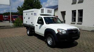 camion trasporto gelati MAZDA B 50 4WD ColdCar Eis/Ice -33°C 2+2 Tuev 06.2023 4x4 Eiskühlaufba