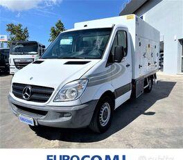 camion trasporto gelati MERCEDES-BENZ Sprinter 313 cdi T 37/35 con piastre eutettiche
