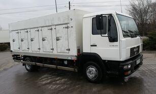 camion trasporto gelati MAN le 10.180