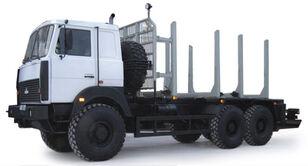 camion trasporto legname MAZ 6317Х9-444 (6x6)