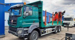 camion trasporto legname TATRA Phoenix nuovo