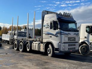 camion trasporto legname VOLVO FH