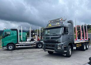 camion trasporto legname VOLVO FMX