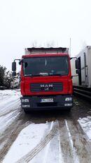 camion trasporto pollame MAN