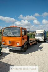 carro attrezzi RENAULT Midliner S120 left hand drive electric winch 7.7 ton