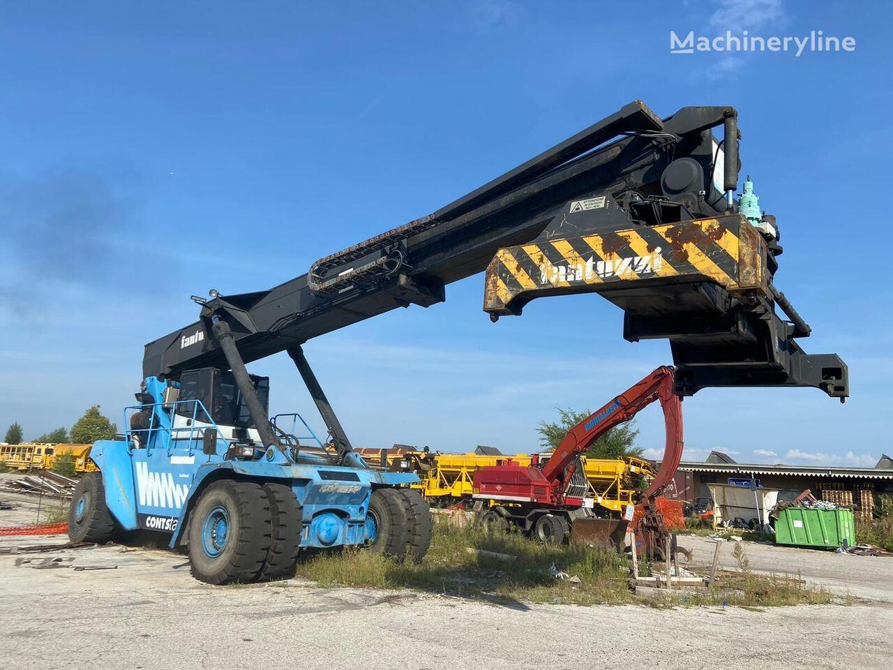 carrello elevatore per container FANTUZZI CS 45 KM   45 TONS MAX CAPACITY