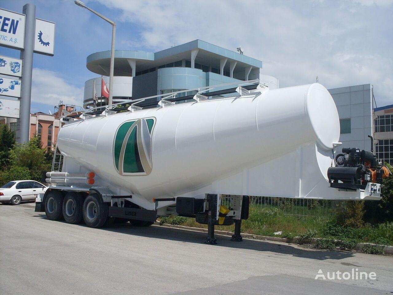 cisterna di cemento LIDER بلكر اسمنت مواصفات اوربية 2018 nuova