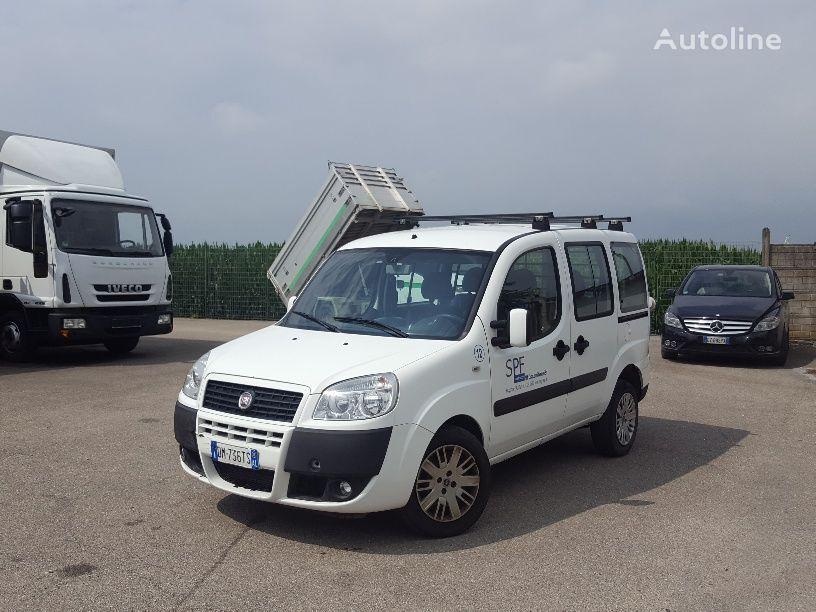 furgoncino FIAT DOBLO' 1.9 MJT 5 POSTI AUTOCARRO