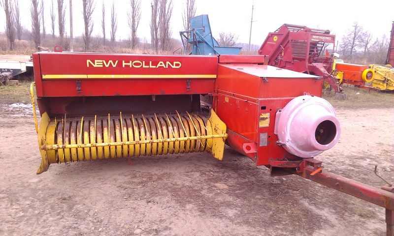 Vendita di presse quadre new holland 378 276 270 945 for Vendita presse usate