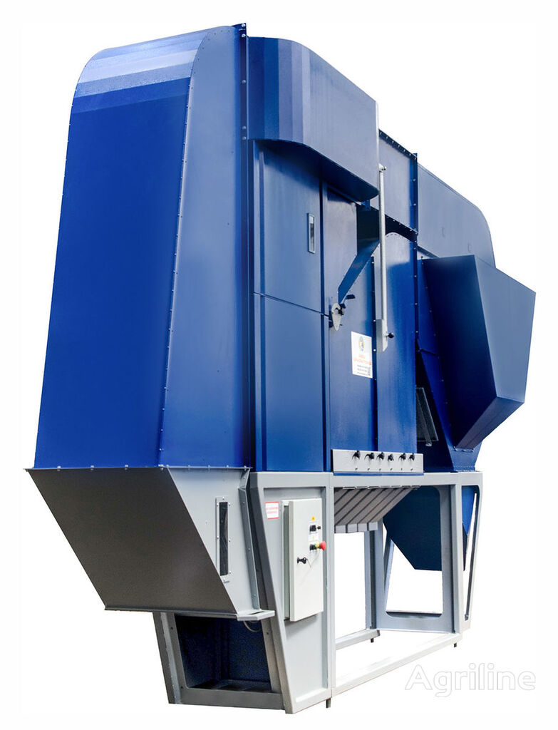 pulitore per cereali Grain cleaning equipment ACM-20 with aspiration chamber nuovo