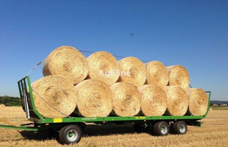 rimorchio agricolo PRONAR T023 11,3 t / 26,2 m²