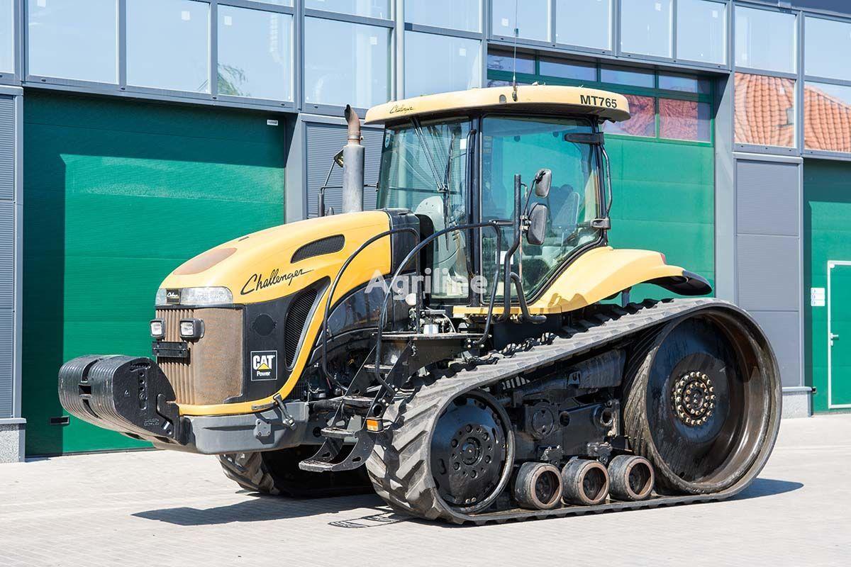 trattore cingolato CHALLENGER MT 765