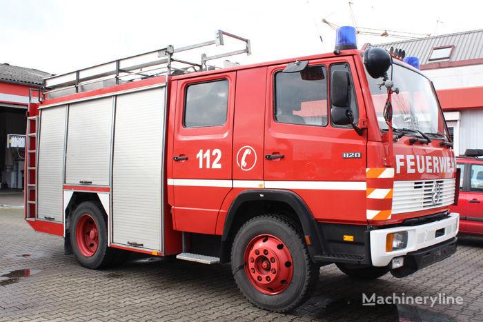 Vendita di autopompe mercedes benz 1120f camion dei for Cabina del mulino del dennis