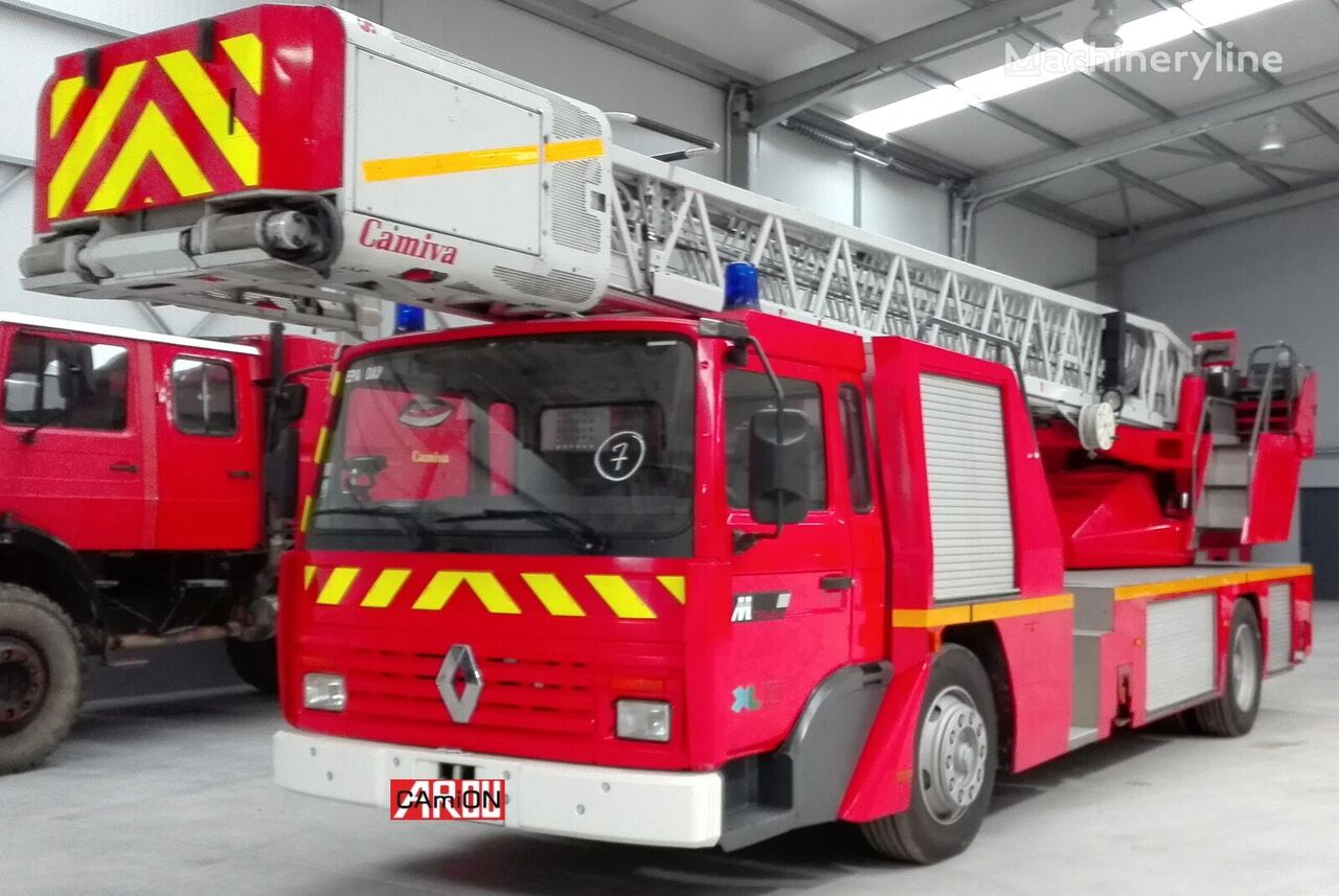 autoscala antincendio RENAULT Midliner