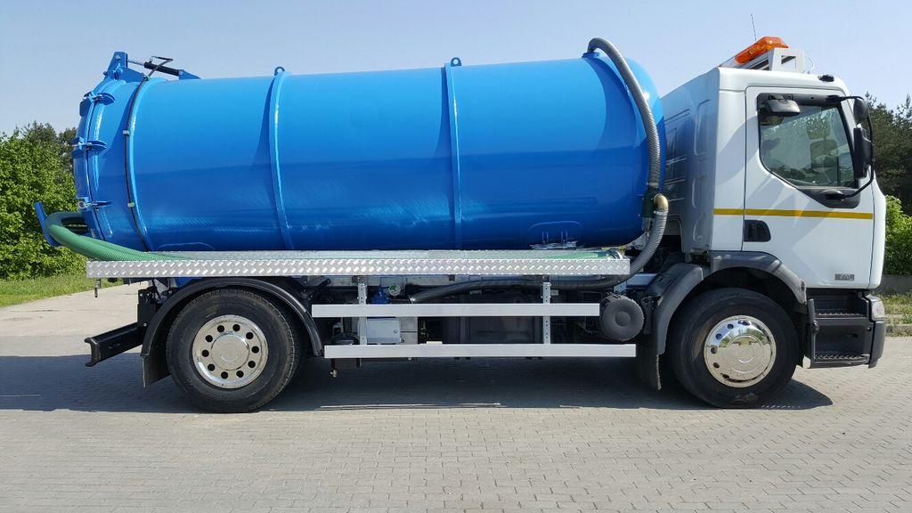 autospurgo RENAULT Vacuum water and pressure vehicle