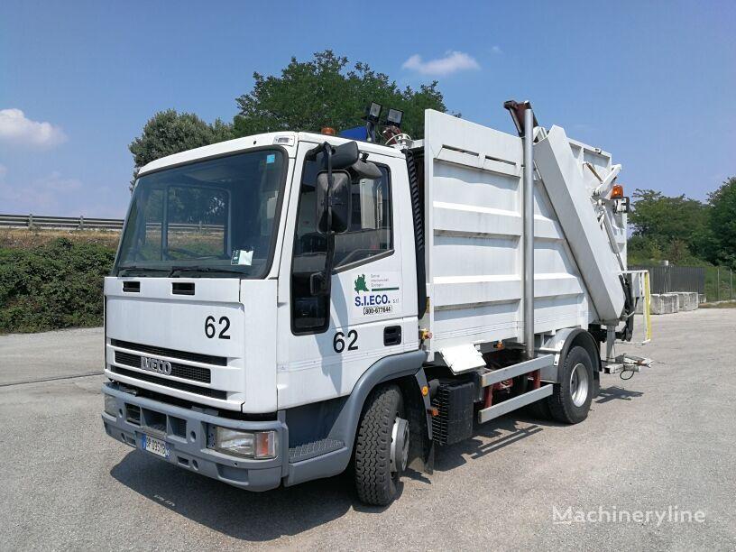 camion dei rifiuti IVECO 100E18K  COMPATTATORE RIFIUTI 12 MC / GARBAGE TRUCK