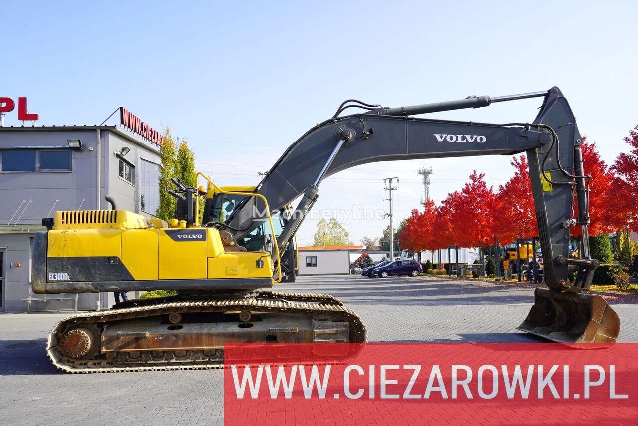 escavatore cingolato VOLVO EC 300 DL , 30t , bucket , pads 600mm , A/C , camera . P