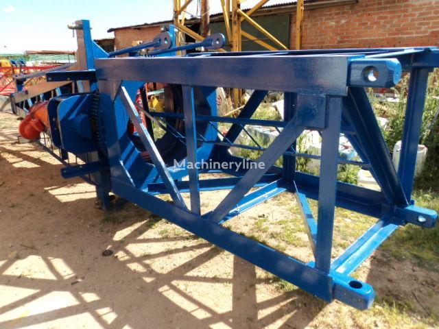 Vendita di gru a torre potain metalbo m 5010 opcion base y for Piani di cabina di base di base